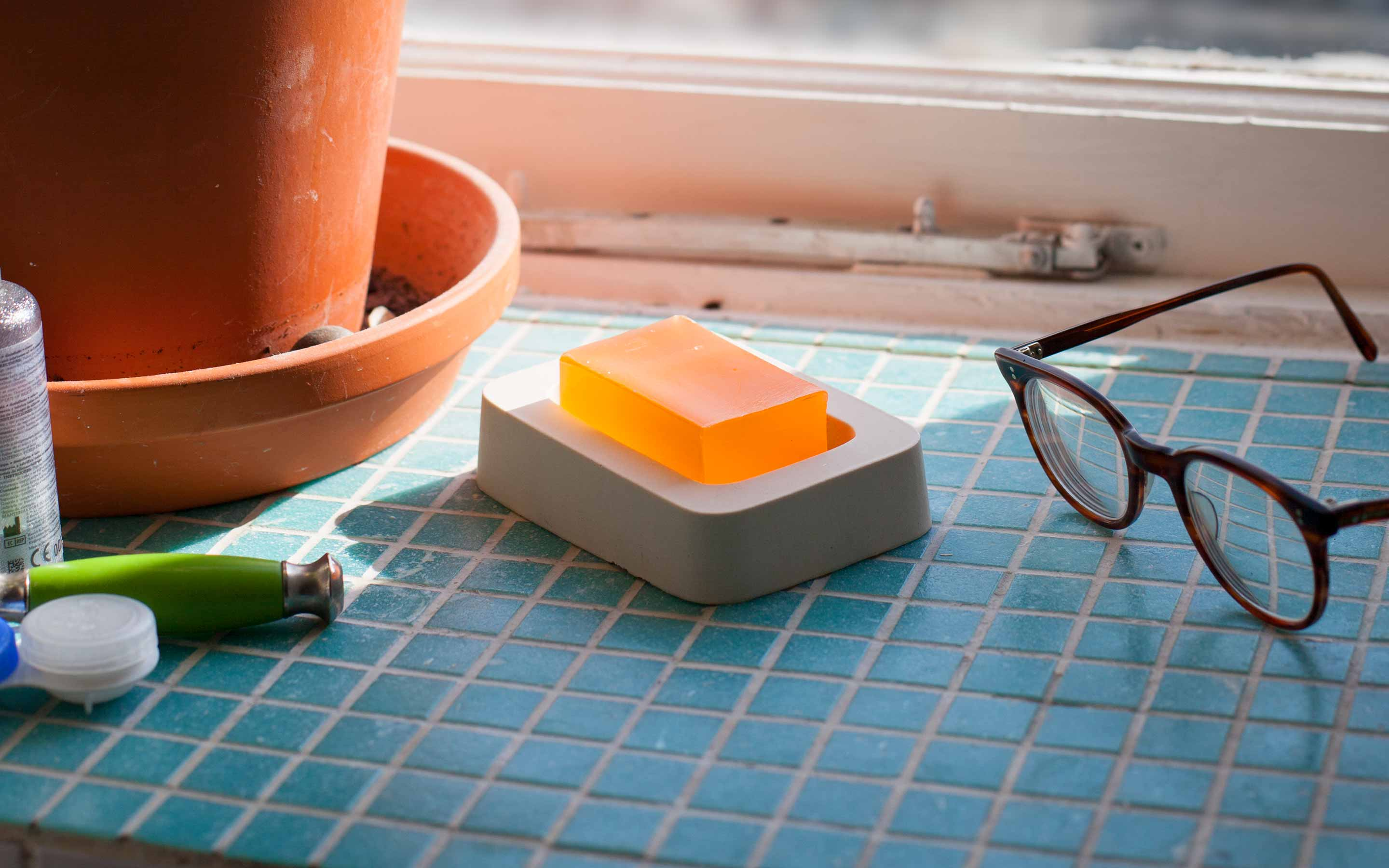 How to Make Soap Molds with a 3D Printer and a Thermoformed