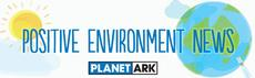 Positive environment news logo
