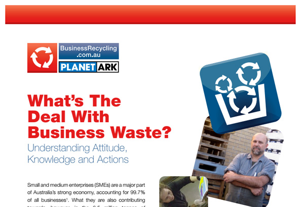 What's the deal with business waste? PDF
