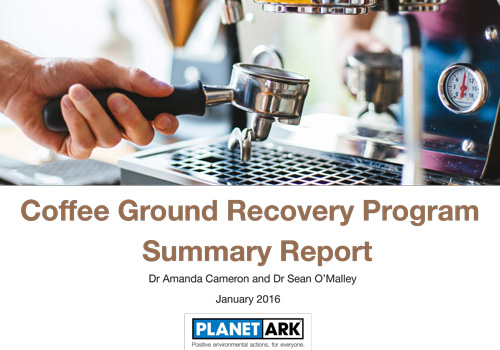 Coffee Ground Recovery Program: Feasibility study PDF