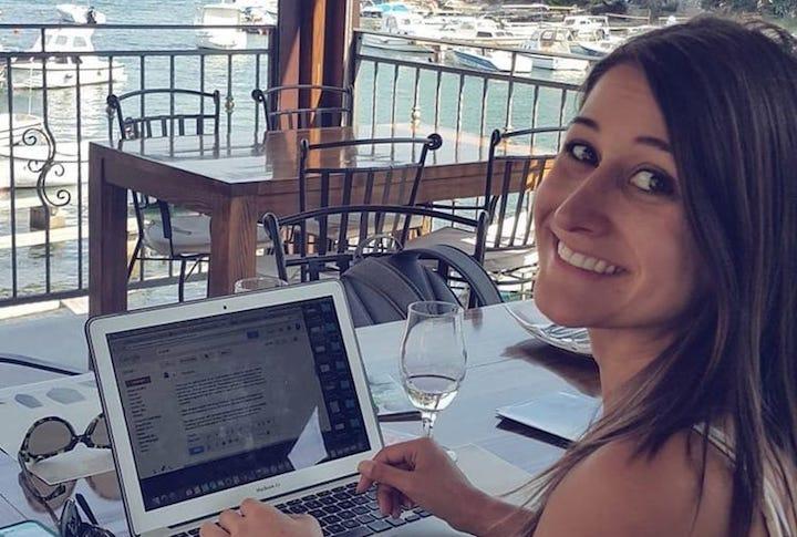 Katelyn Smith on Remote Year, Freelance Digital Marketing Consultant