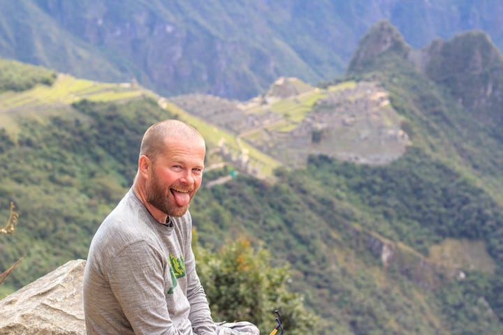 Tom Hussey on Remote Year, Co-Founder of Alphabet Shirts