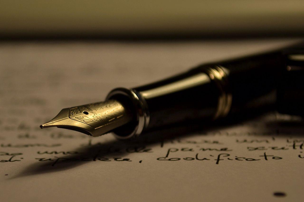Pilcrow Pen