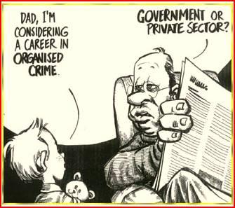 Pilcrow Political Cartoon