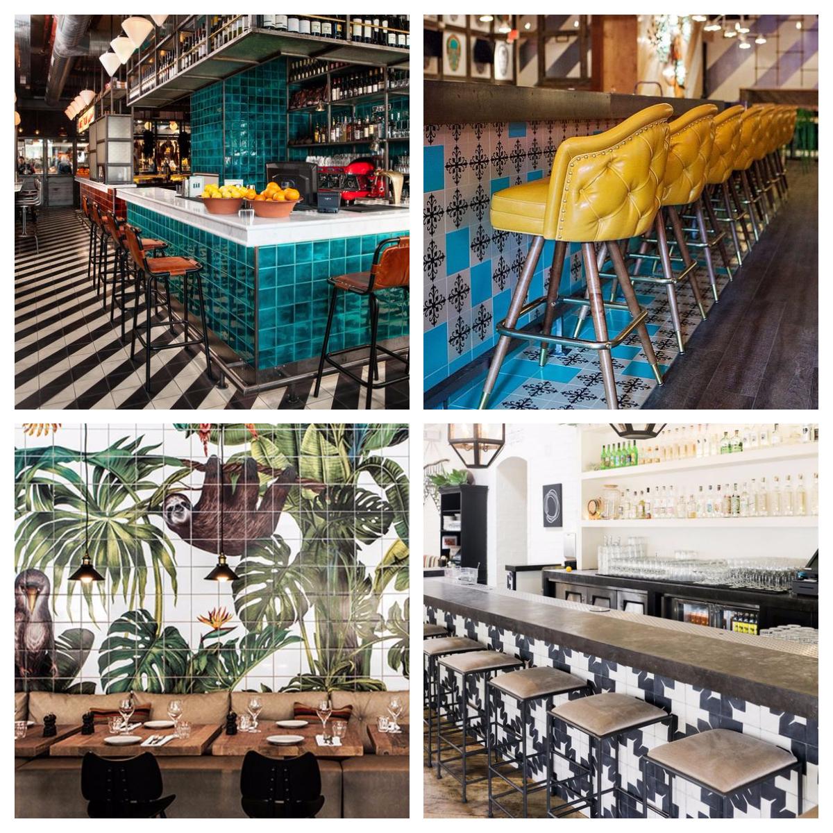 Top restaurant design trends of