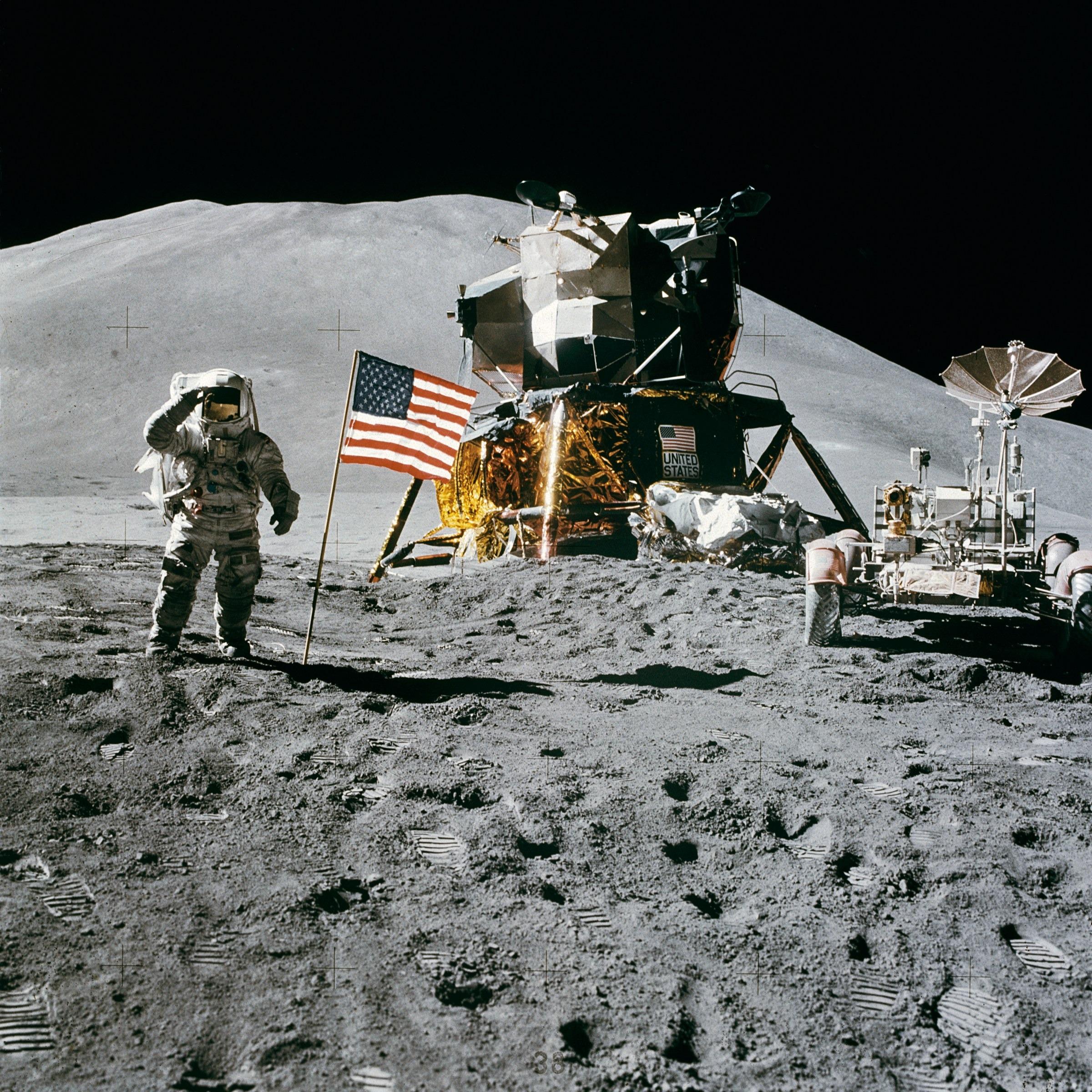 Módulo lunar