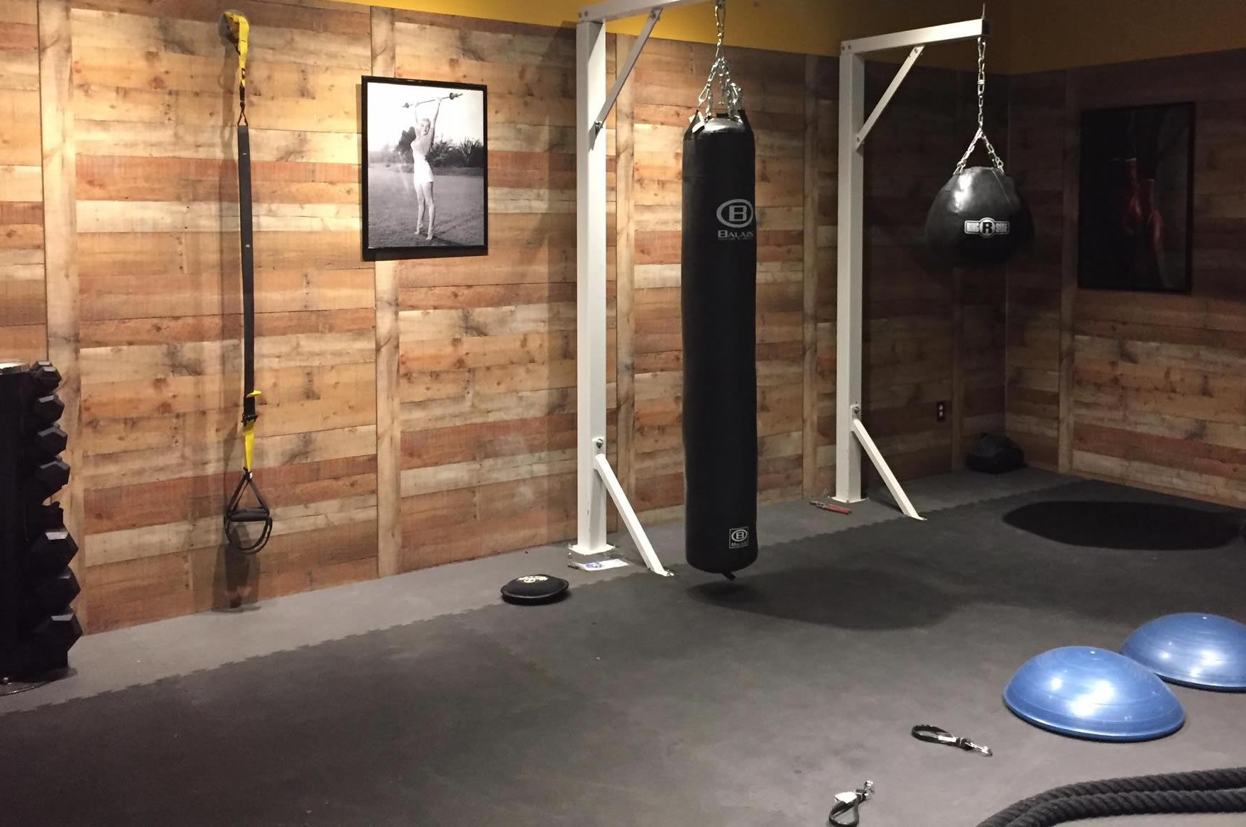 Now Get The Best Workout And Boxing Gym In Convenience Of Your Own Home