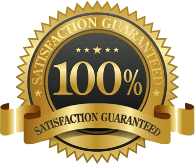 Your cleaning services are satisfaction guaranteed