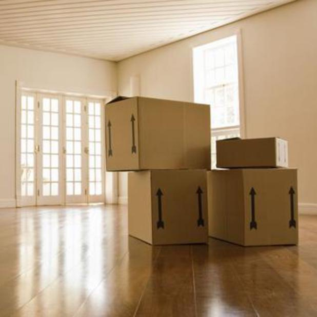 Move-in and move-out cleaning services