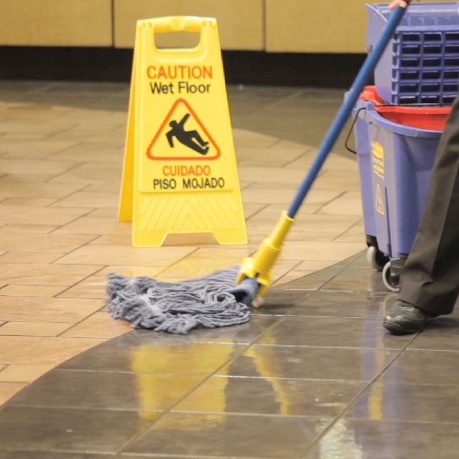 Meticulous commercial cleaning service completed in Tucson