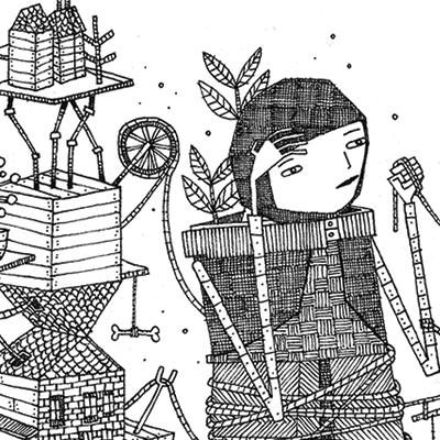 Kyle Hugh-Odgers Sketch