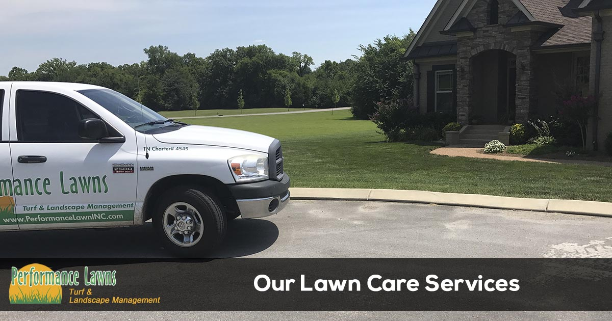 lawn service in Tennessee