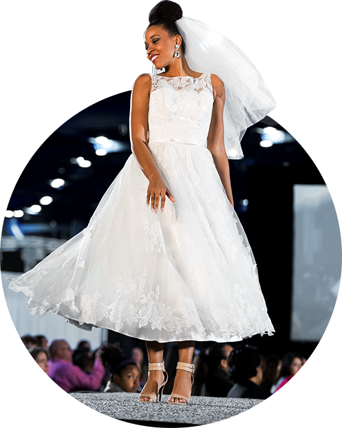 The Bridal Extravaganza Fashion Show is a must see event