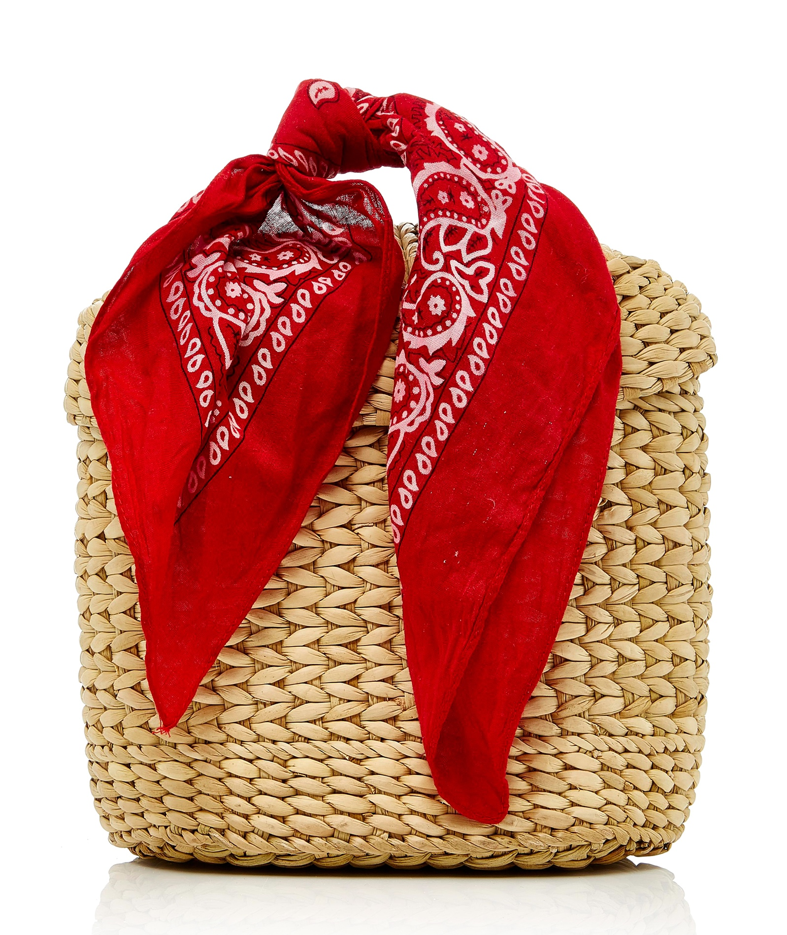 We Are Poolside Ashleigh Bag red bandana