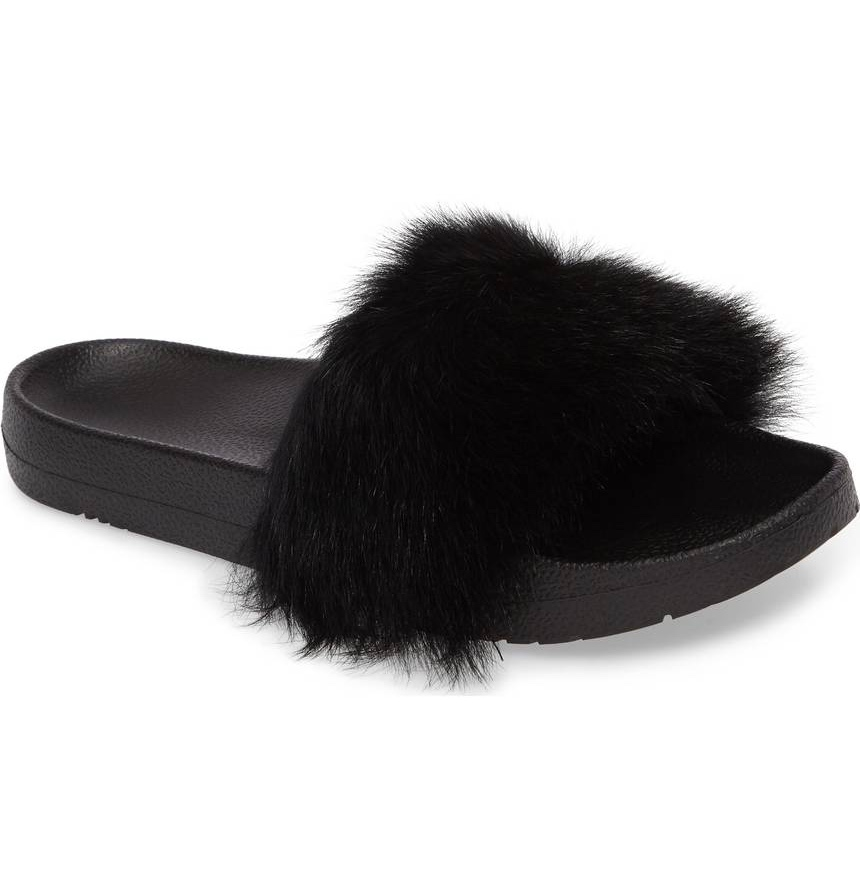 Ugg Royale Genuine Shearling Slippers