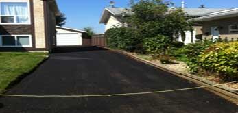 asphalt paving driveway edmonton