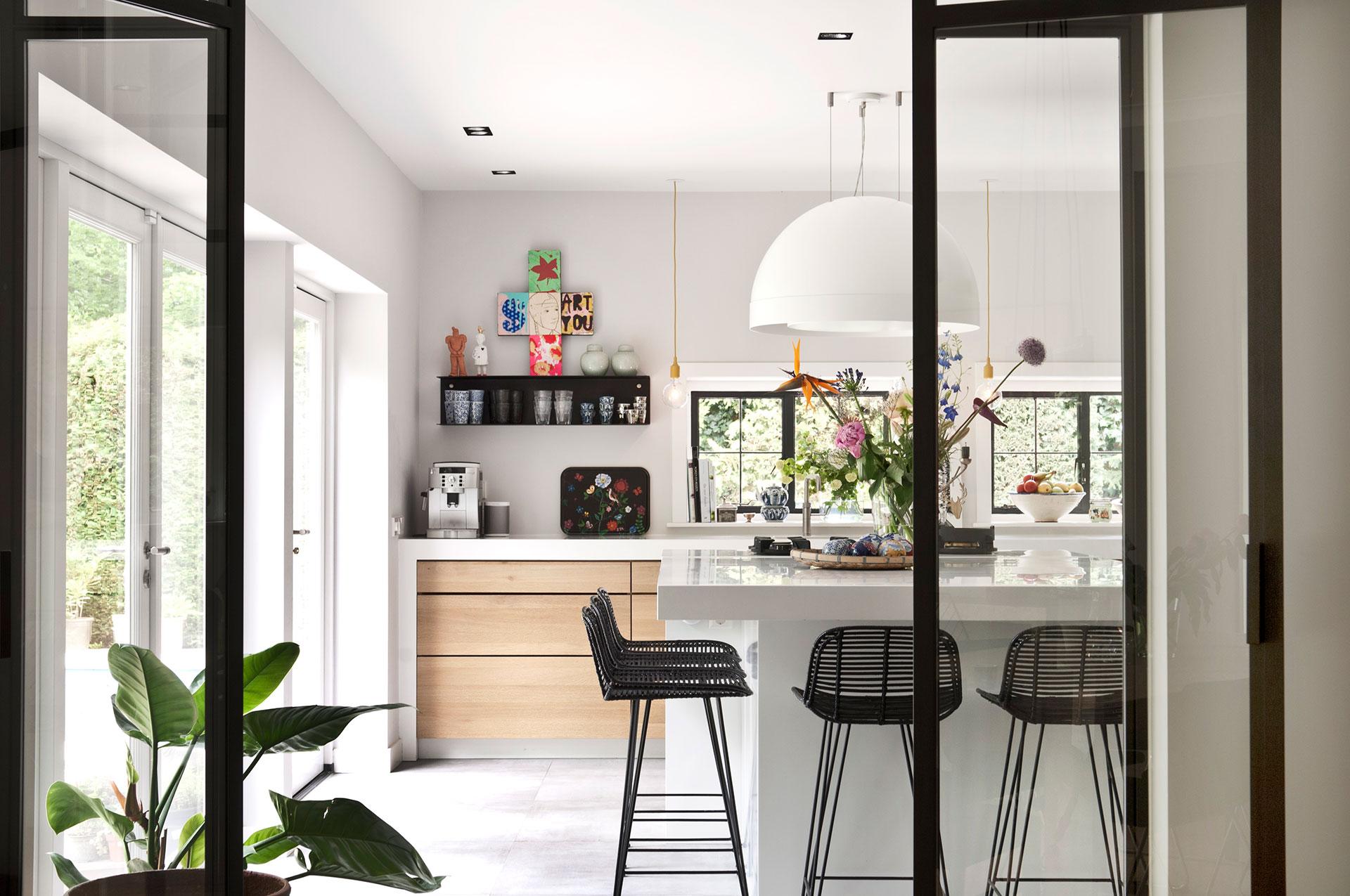 Vtwonen Keuken Houten : Vt wonen keuken wit waanzinnig wit wonen droomhome interieur