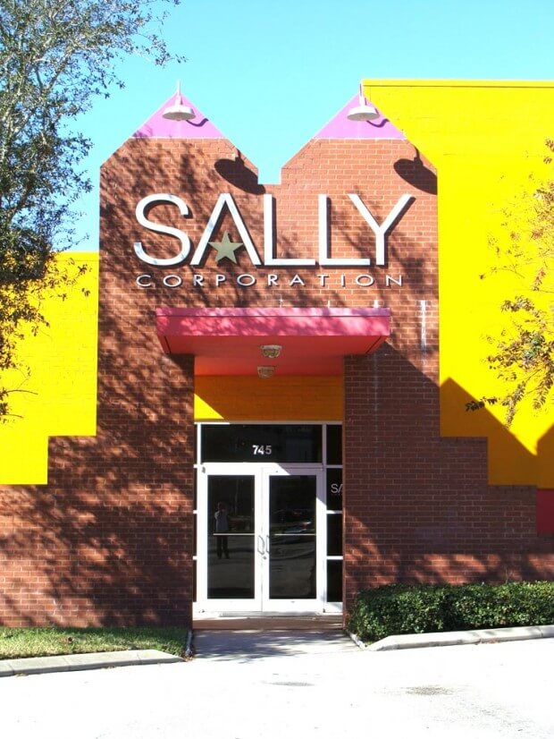 Sally Corporation Building