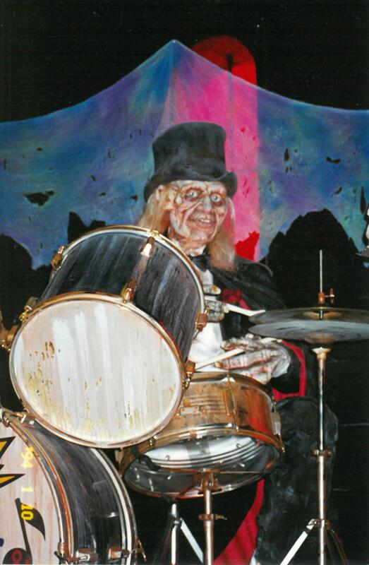 Zombie Drummer
