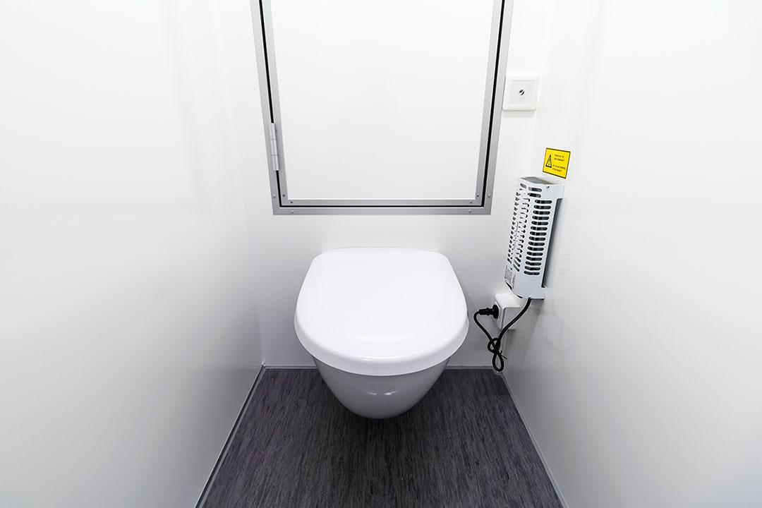 Scanvogn miljøvogn toilet