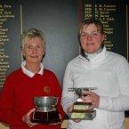 2013 winners Cara Thompson and Barbara Grant