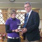 Hannah McCook County Champs winner 2012