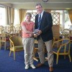 Cara Taylor, Chetham Trophy winner 2012