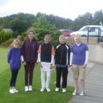 Girls Comp Forres August 2013
