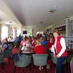 50th Anniversary at Grantown (in clubhouse)