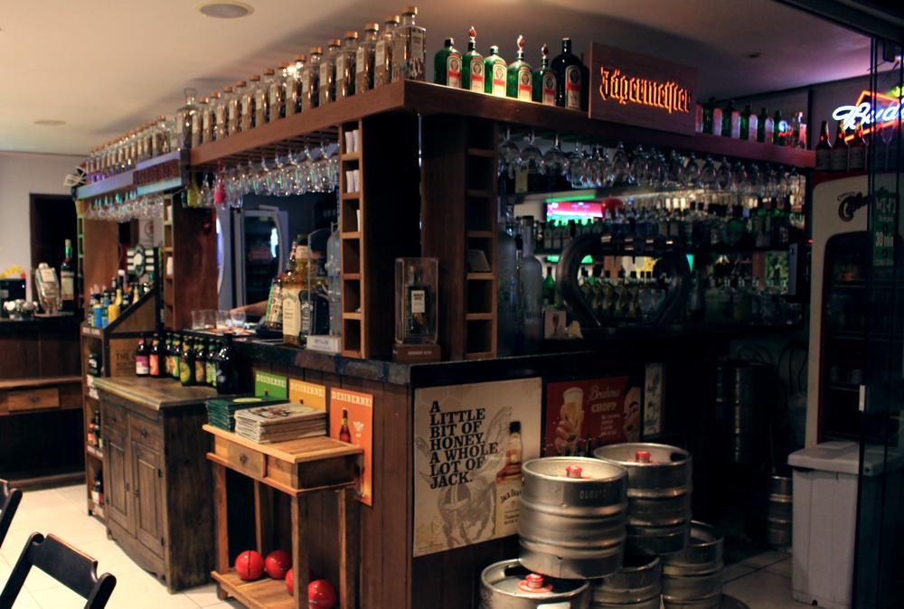 Beautiful Deck Lounge Bar