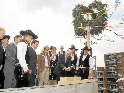 Richtfest am Wilhelm-Emmanuel-von-Ketteler-Berufskollegs