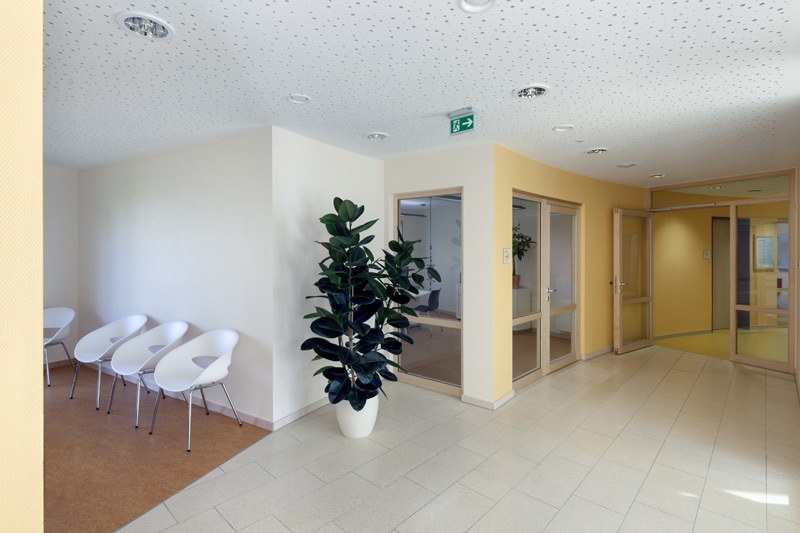 LWL Tagesklinik Warendorf in Passivhausbauweise