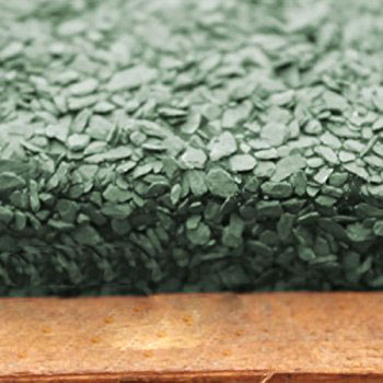 Green Mineral Shed Felt