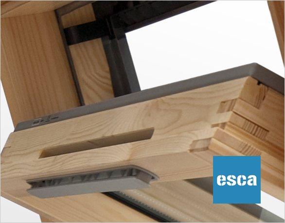 RoofLITE ESCA (Escape)