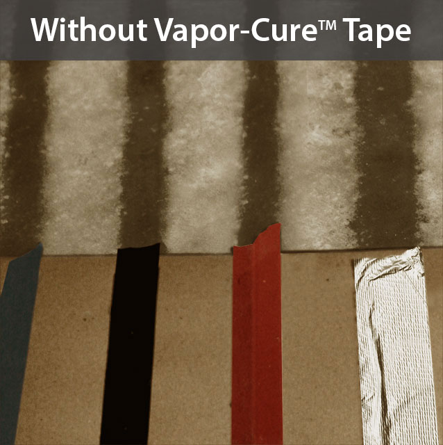 Ram Board Vapor Cure Tape