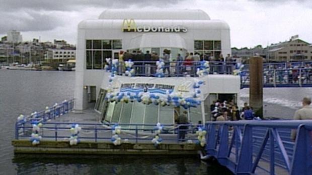 McBarge at the 1986 World Fair Expo (CBC)