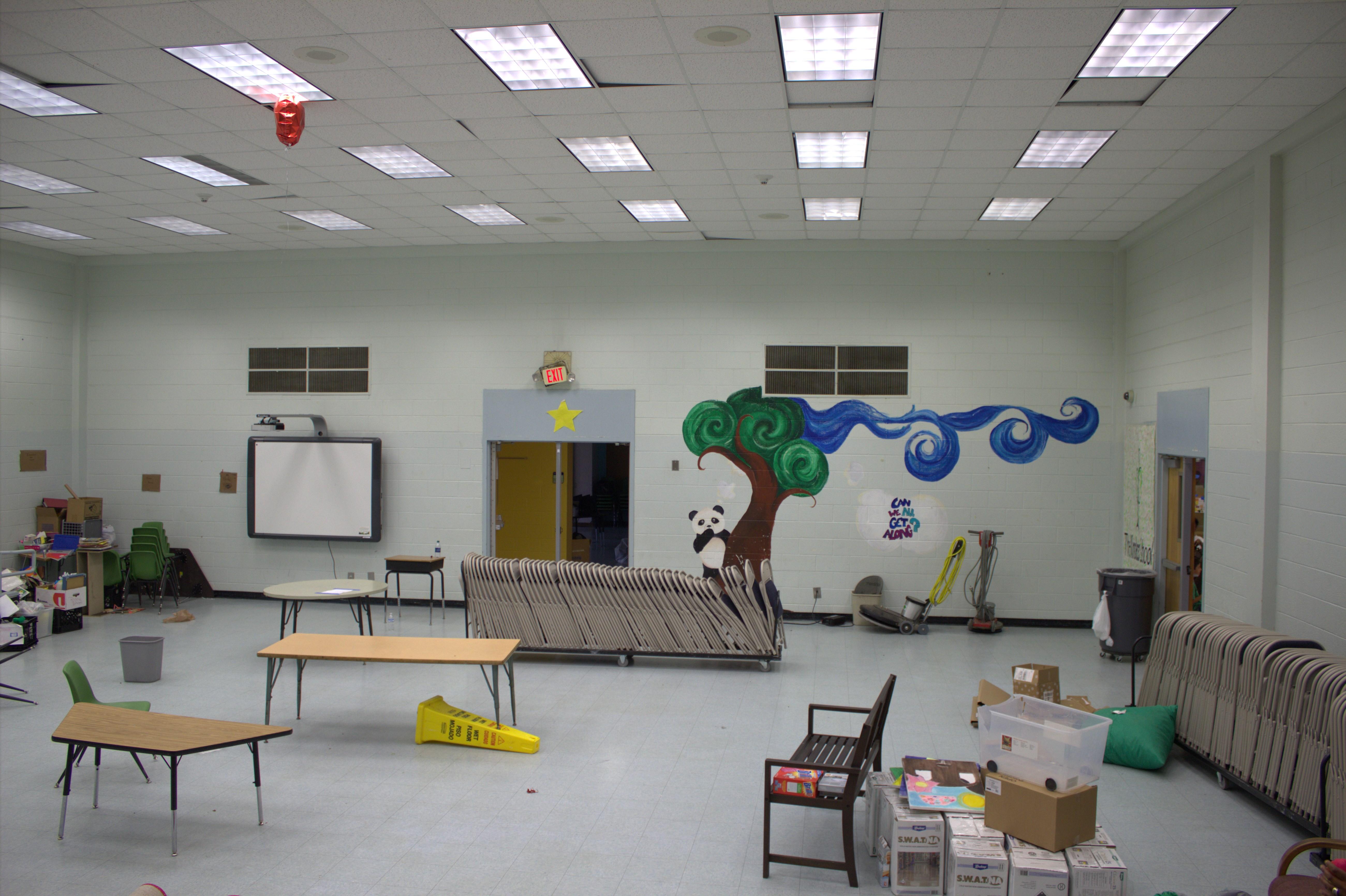 Interior Exterior Painting The Kindezi School In Atlanta GA