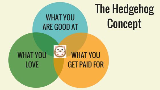Hedgehog Concept Diagram