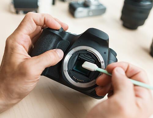 Camera Repair & Sensor Cleaning   George's Camera