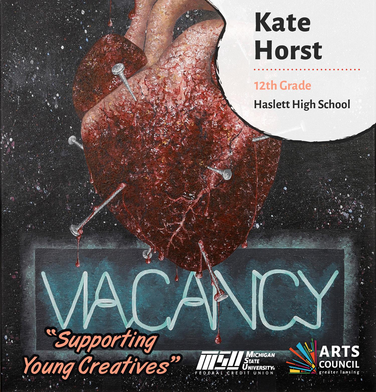 Kate Horst Billboard