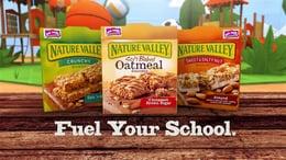 Nature Valley: Fuel Your School