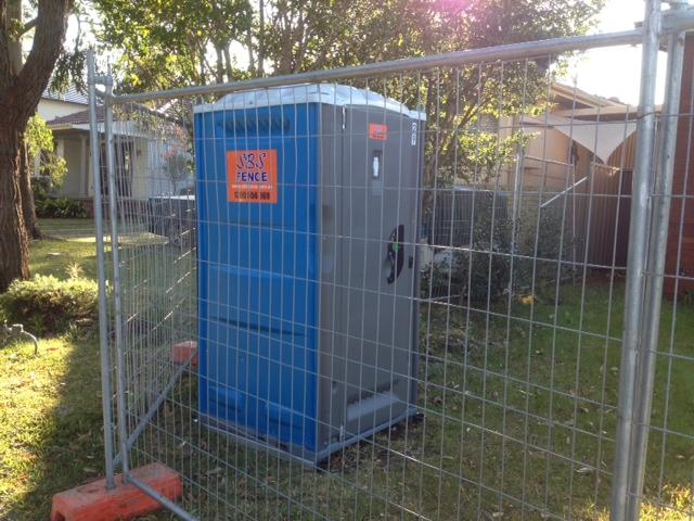 Sbs Temporary Fence Amp Toilet Hire Sydney