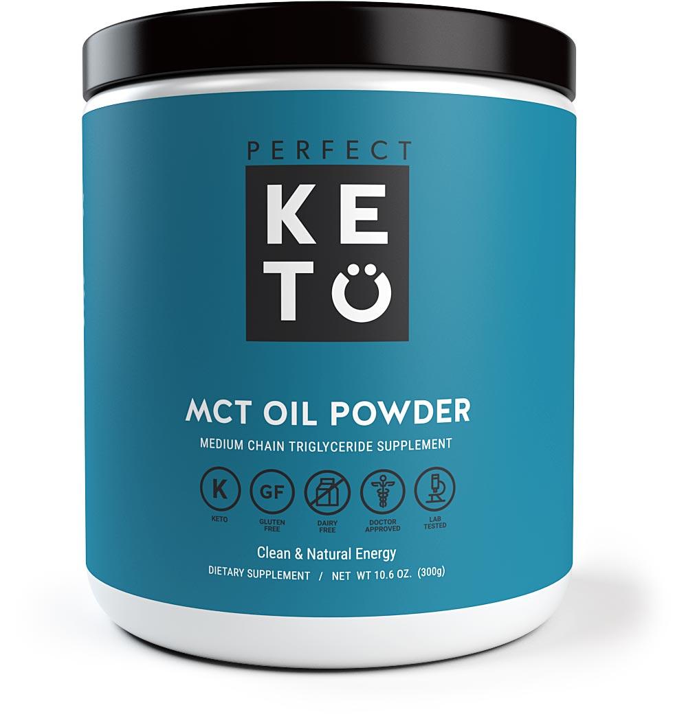 Keto Fat: MCT Powder