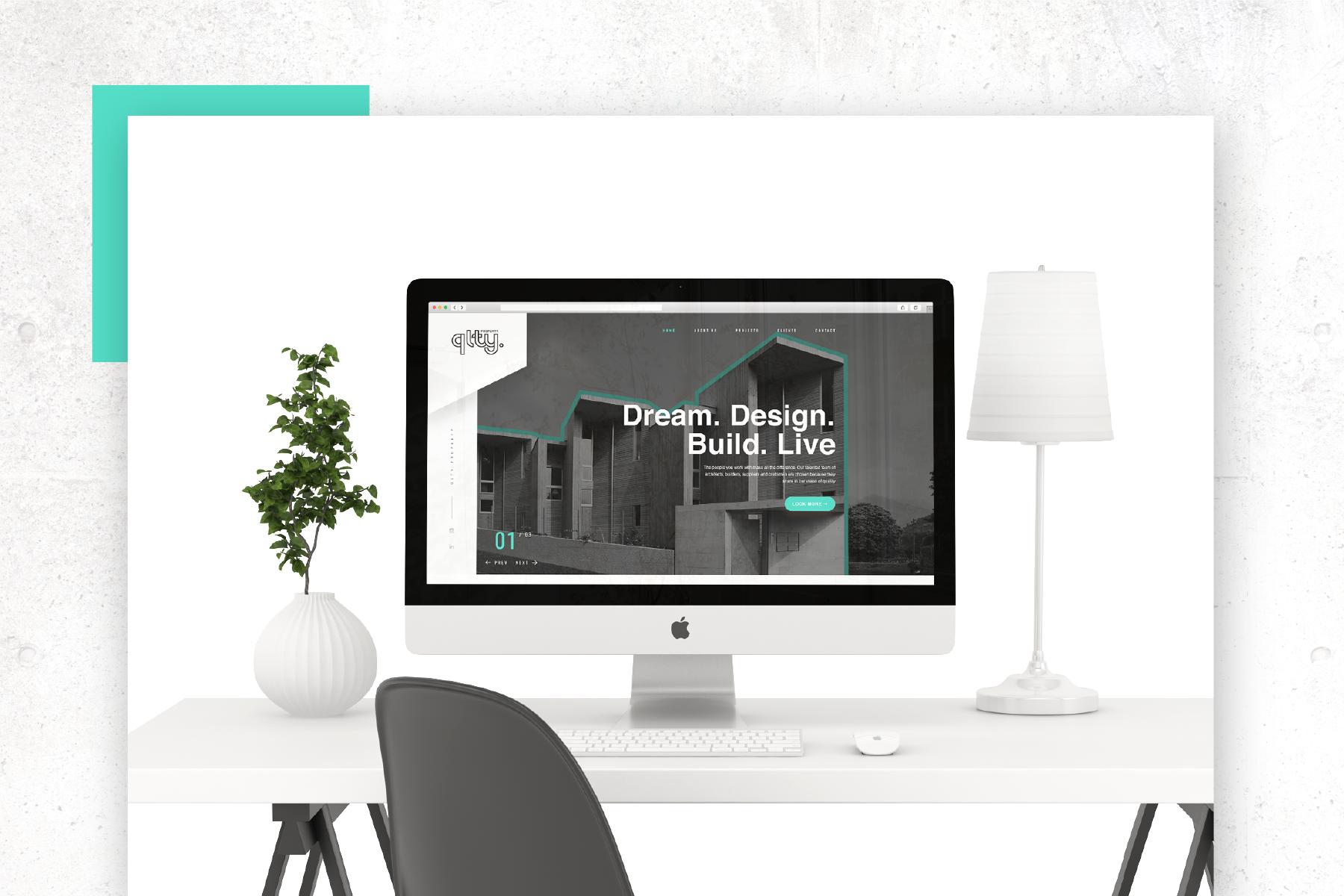 UI design QLTY
