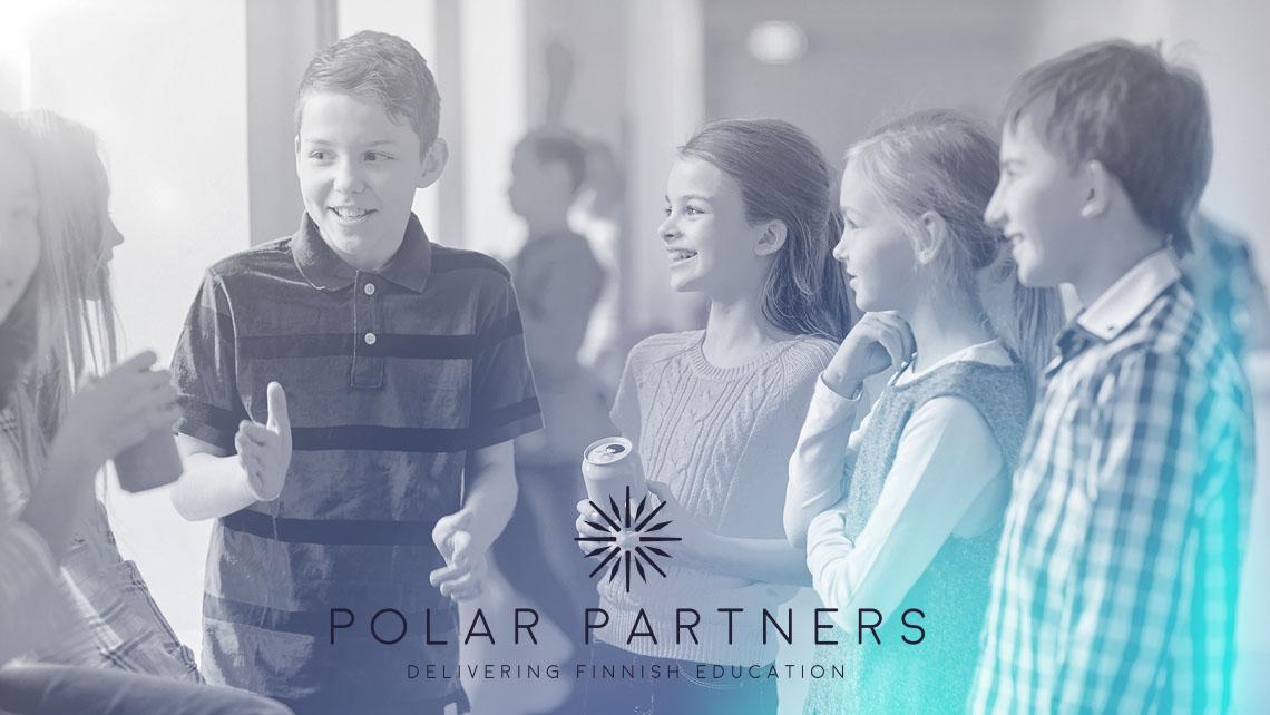 Suomalainen Polar Partners uudistaa koulutusvientiä