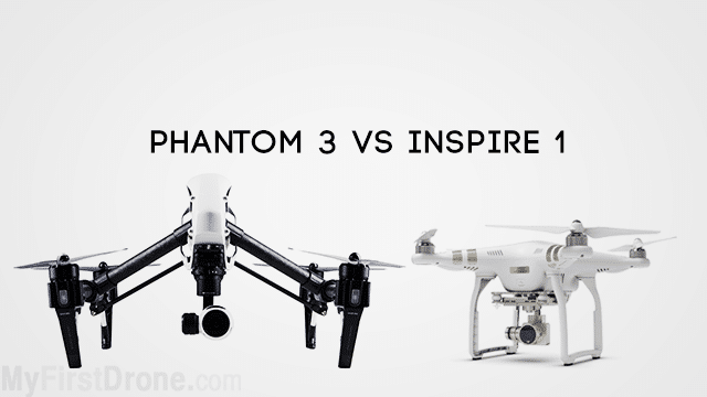 DJI Phantom 3 Vs Inspire 1 Why Spend 3000 On A Drone