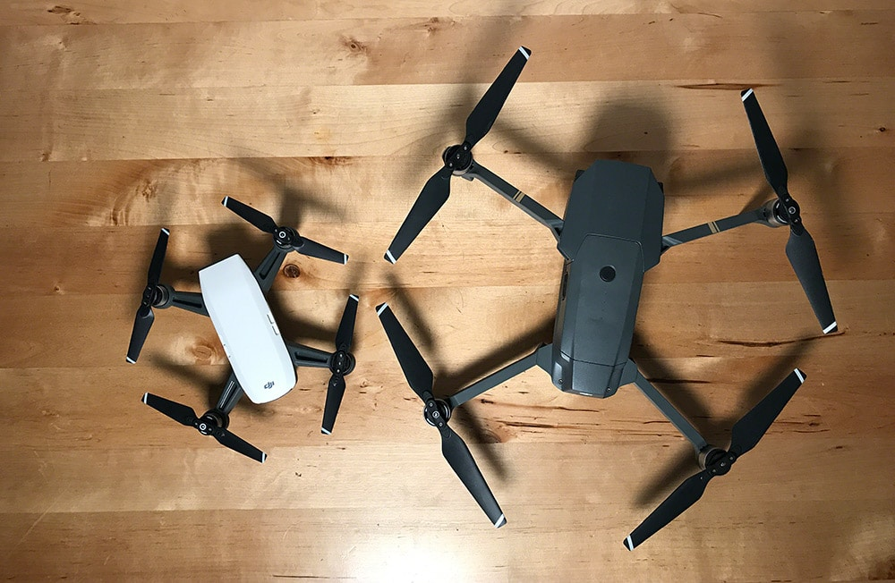 DJI Spark Vs Mavic Pro Is The Worth Upgrade