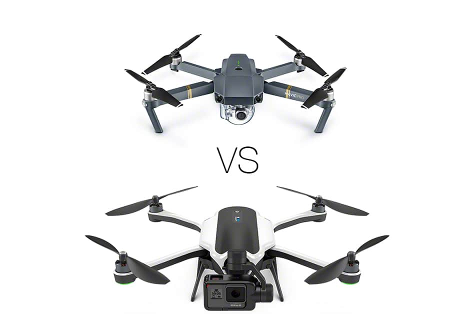 DJI Mavic VS GoPro Karma Which Drone Should You Really Buy