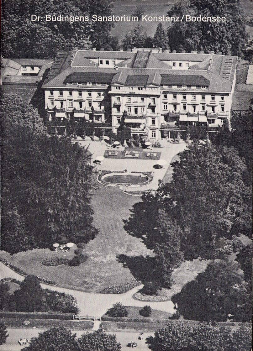 Dr. Büdingens Sanatorium Konstanz