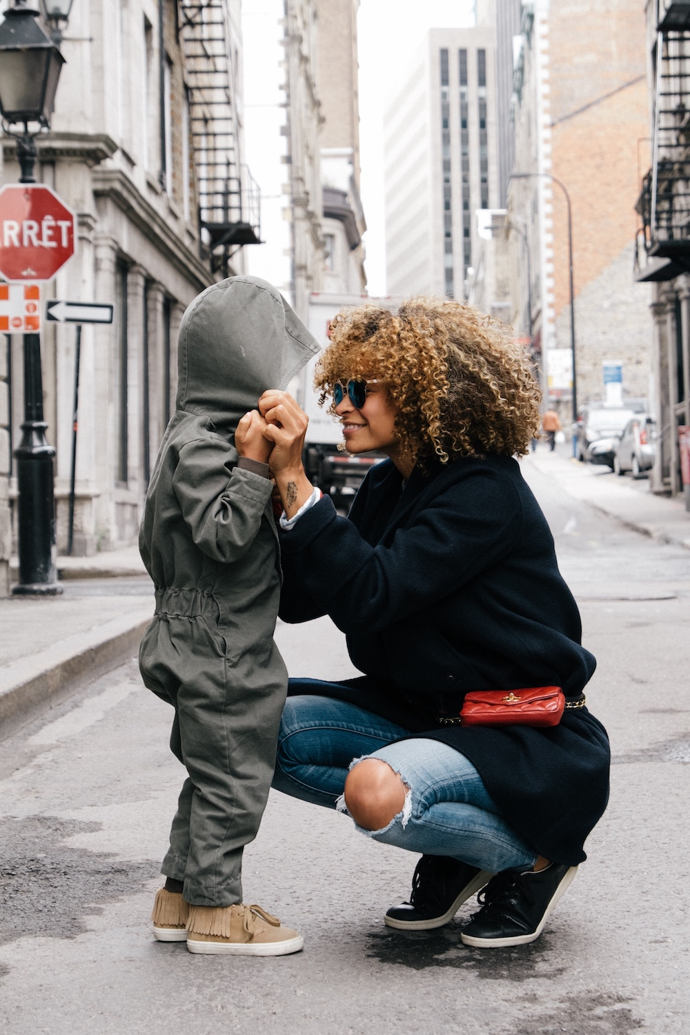 Babies do not 'cry wolf', they are unable to remedy the issue themselves.  Enter: caretaker (tosses cape over shoulder). It is call of duty for the  adult to ...